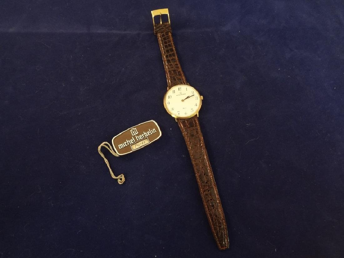 Michel Herbelin #2614 Wristwatch Round Face