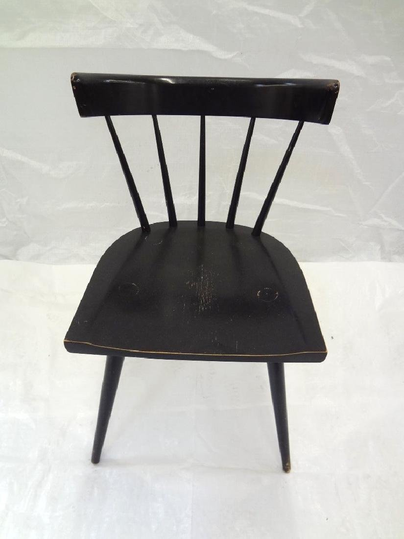 20th Century Spindle Back Side Chair