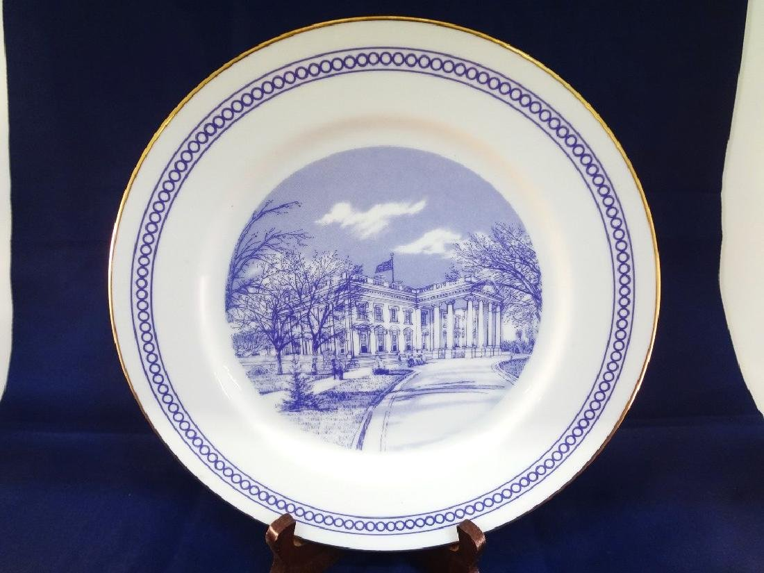 Friends of George Bush Limited Edition China Plate