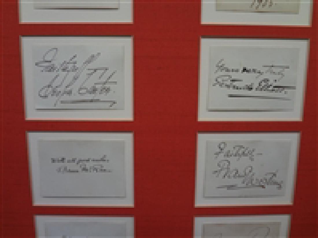 Early 1900's Autograph Stage Actors (20) Autograph - 5