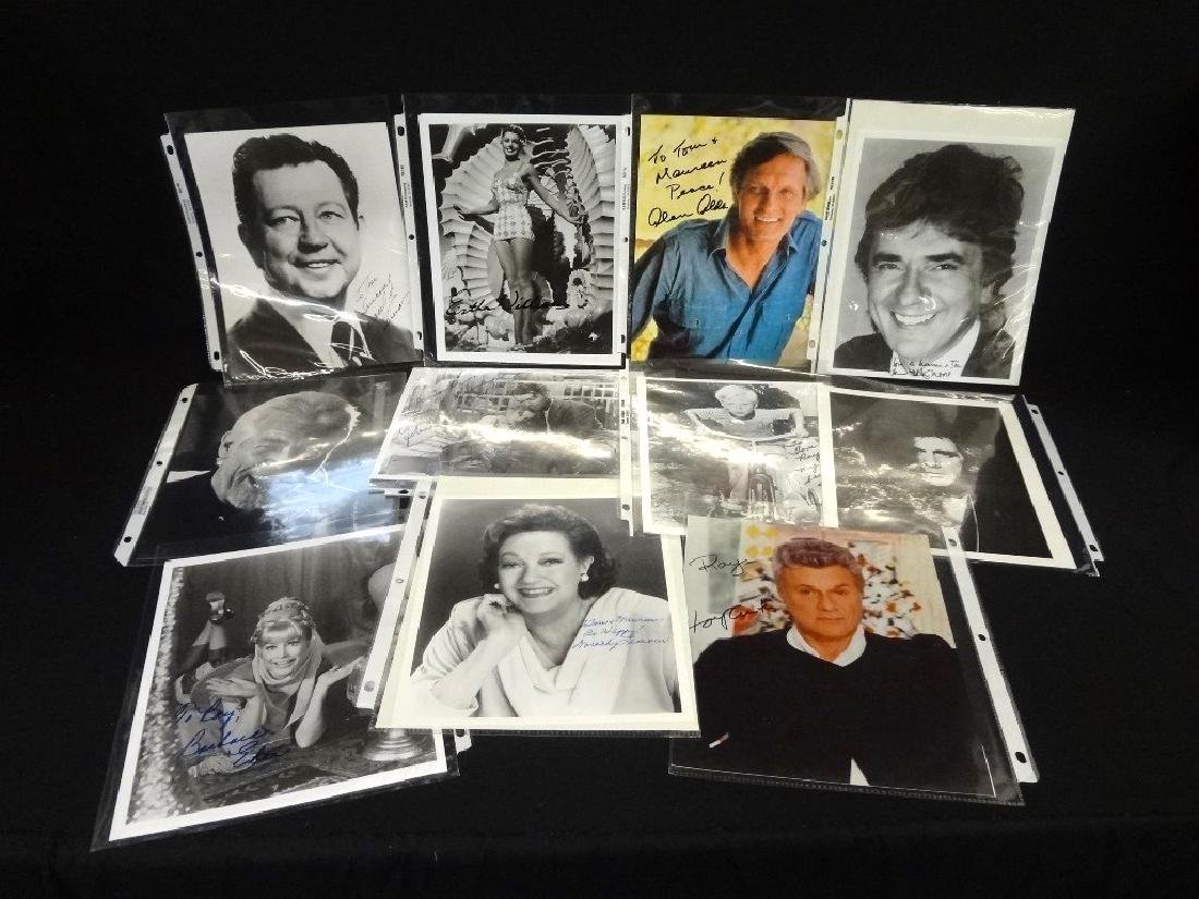 (15) Hollywood Autographs Including Al Pacino, Tony
