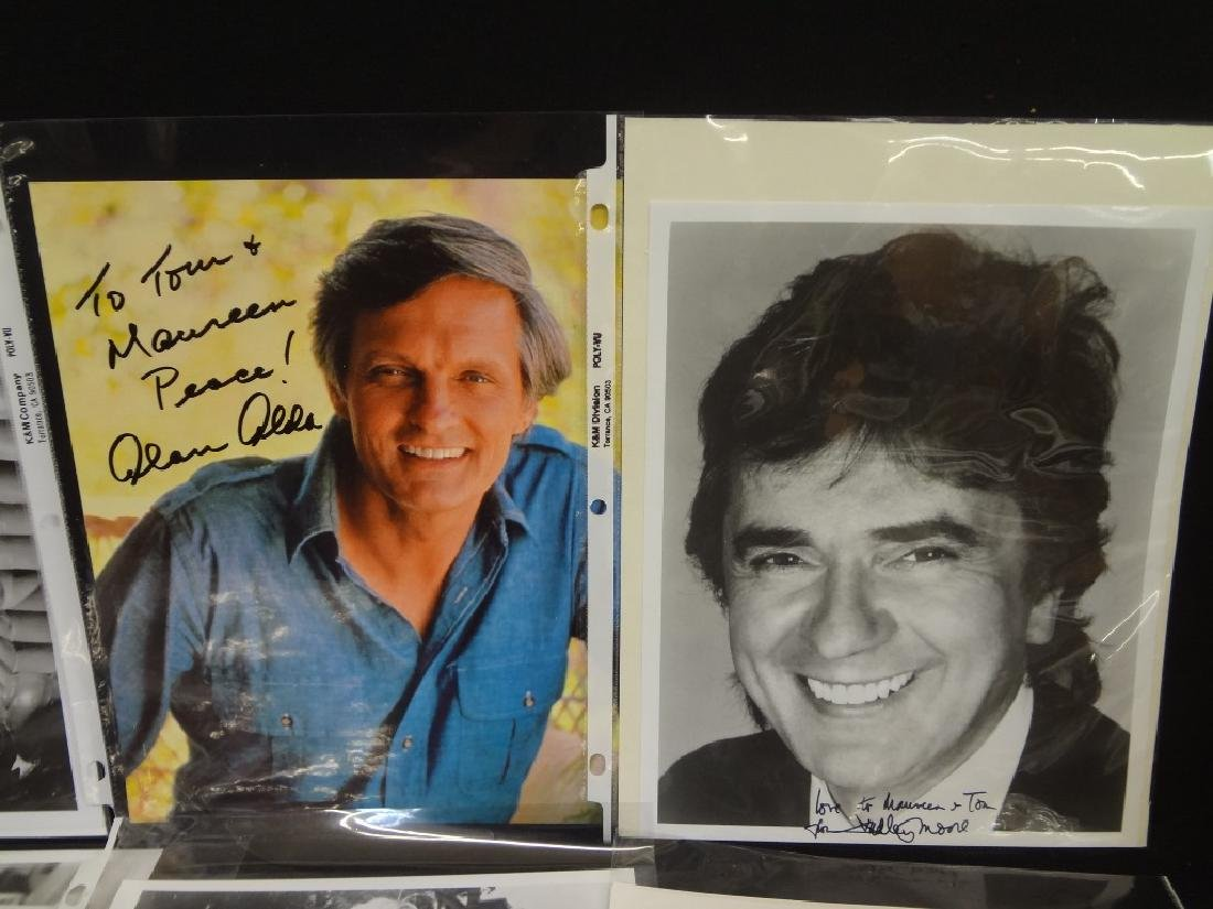 (15) Hollywood Autographs Including Al Pacino, Tony - 3