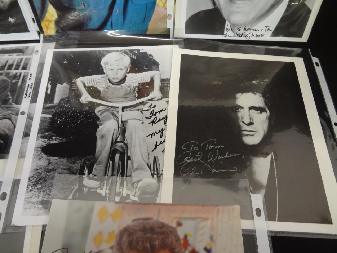 (15) Hollywood Autographs Including Al Pacino, Tony - 4