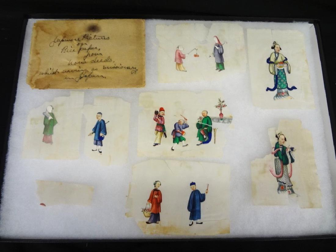 Hand Painted Original Watercolors on Rice Paper (6)