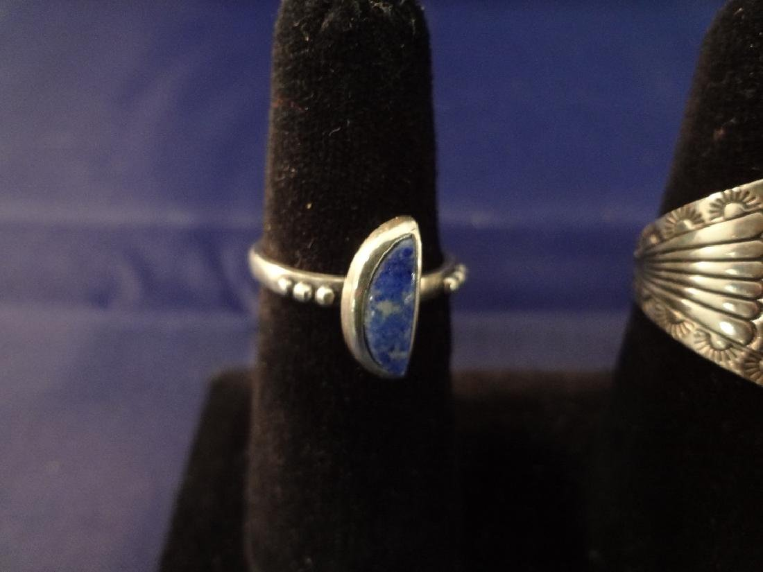 Carolyn Pollack (7) Sterling Silver Rings - 2