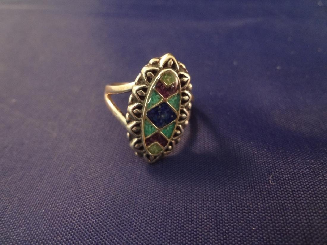 Carolyn Pollack Sterling Silver Jewelry Group: (2) - 2