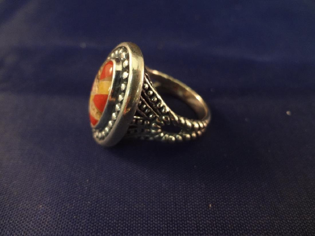 Carolyn Pollack Sterling Silver Jewelry Group: (2) - 4