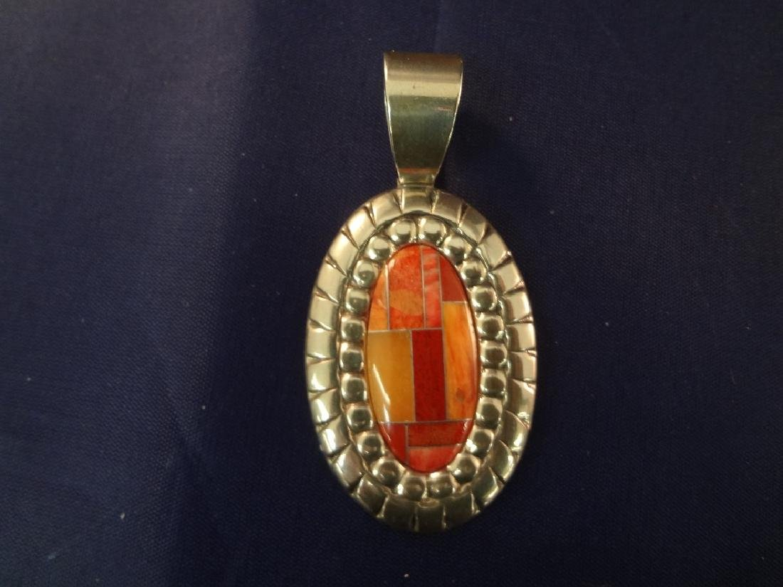 Carolyn Pollack Sterling Silver Jewelry Group: (2) - 5