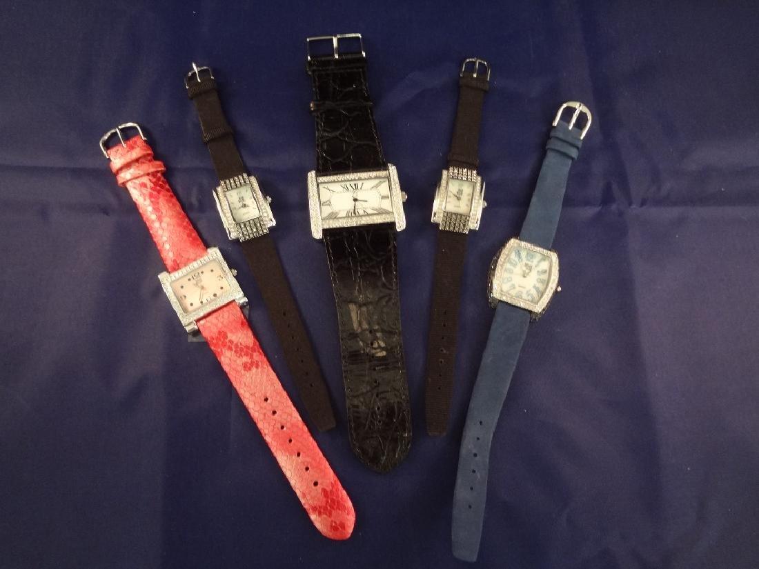 (5) Nolan Miller Brand New Watches