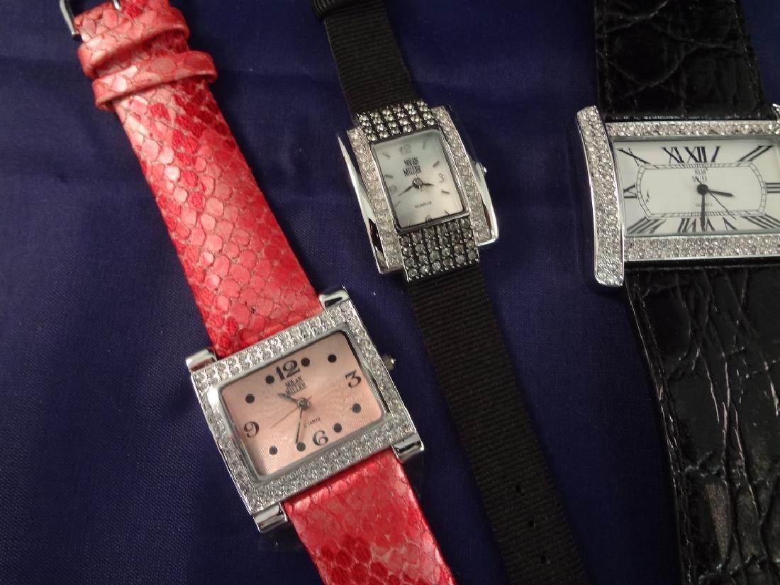(5) Nolan Miller Brand New Watches - 2