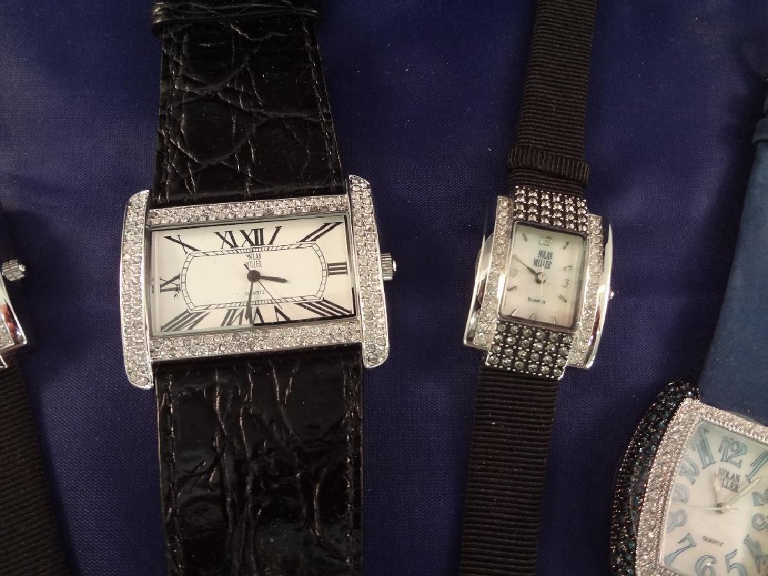 (5) Nolan Miller Brand New Watches - 3