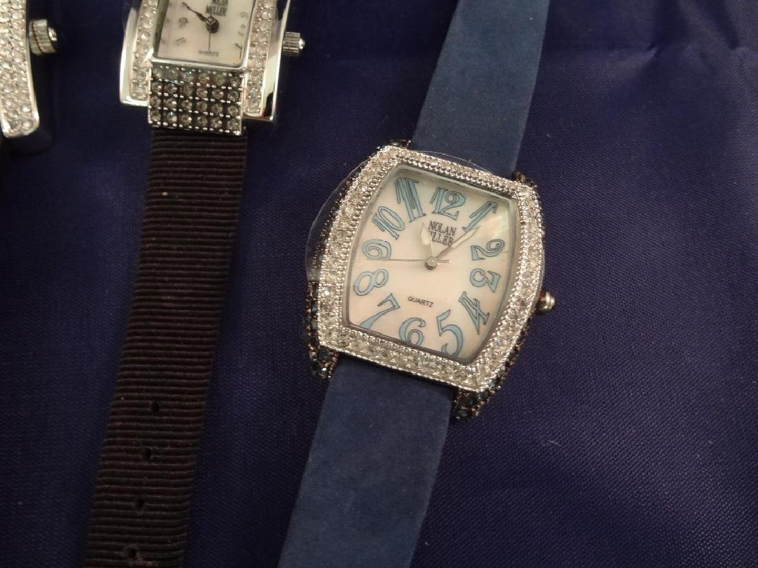 (5) Nolan Miller Brand New Watches - 4