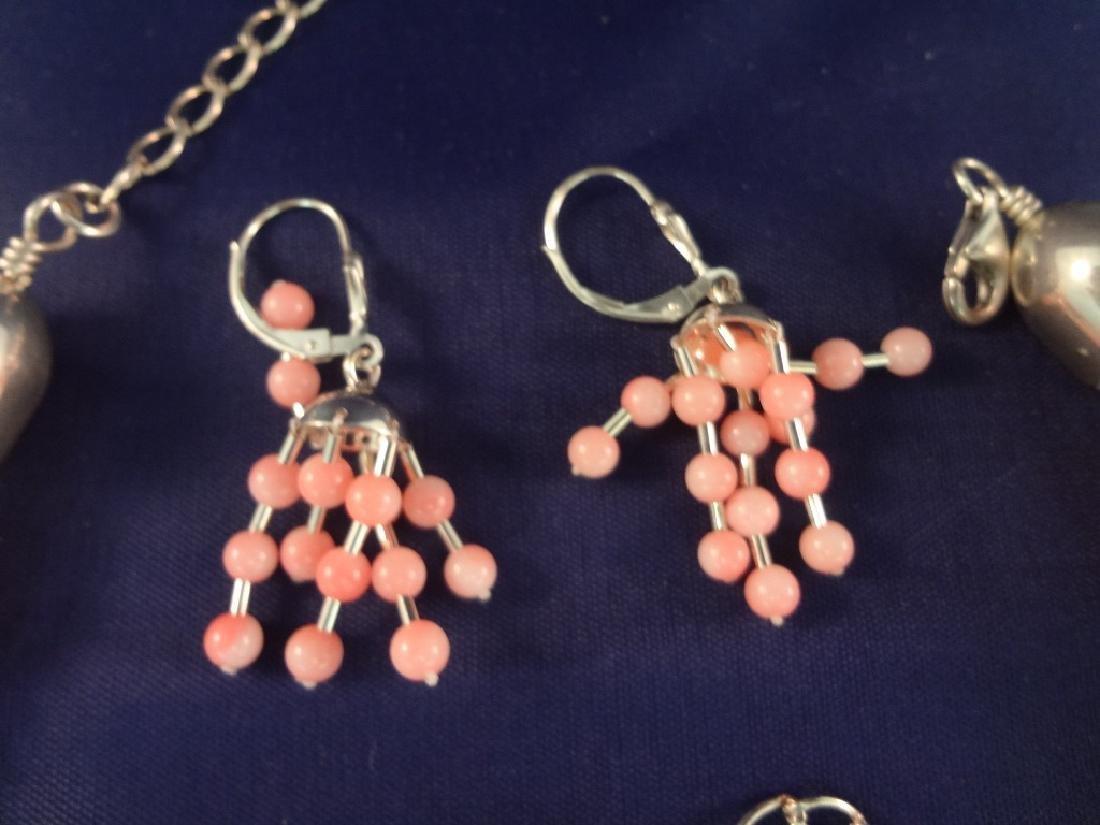 Desert Rose Trading Sterling Silver Earrings, - 3