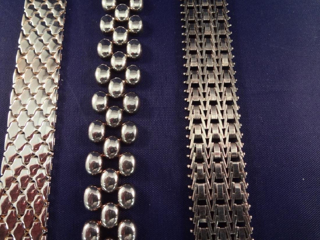 Made in Italy (4) Sterling Silver Bracelets - 3