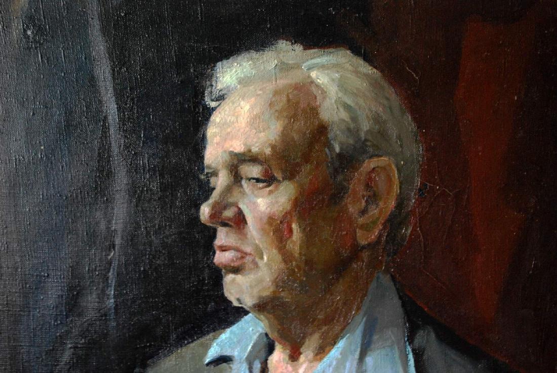 Vitally Grigoryev (Russian, b. 1957) Original Oil - 3
