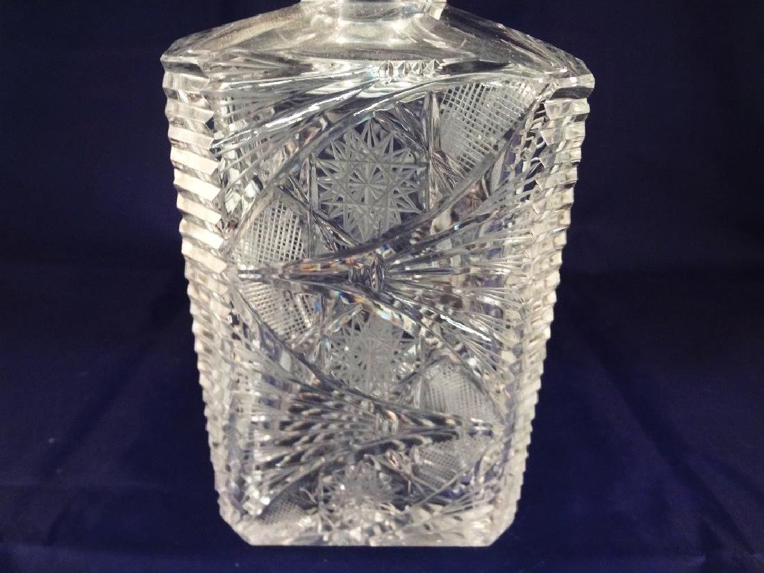 Baccarat Crystal Decanter with Stopper - 3