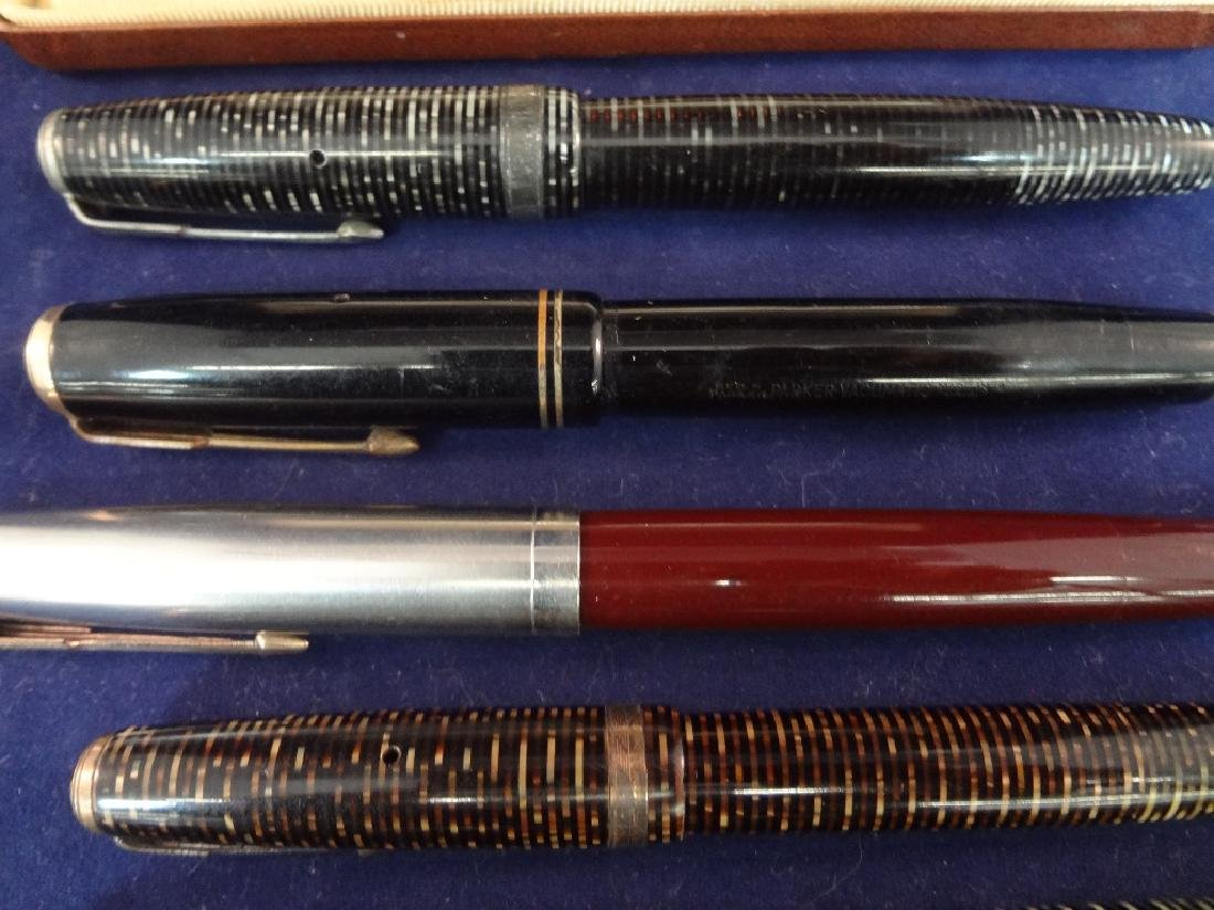 (10) Parker Fountain Pens and Pencils - 3
