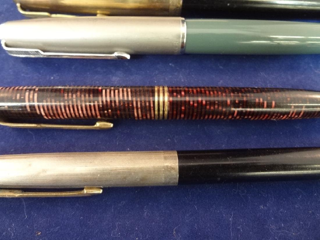 (10) Parker Fountain Pens and Pencils - 5