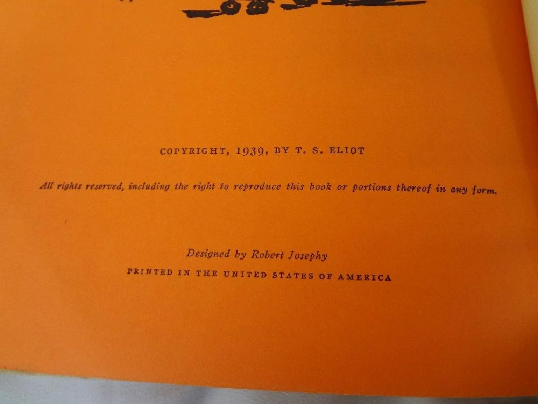 """T.S. Eliot's """"Old Possum's Book of Practical Cats"""" - 4"""