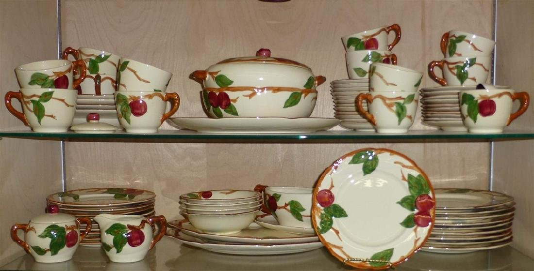 Franciscan Apple Dinnerware Service Set of 70 Pcs.