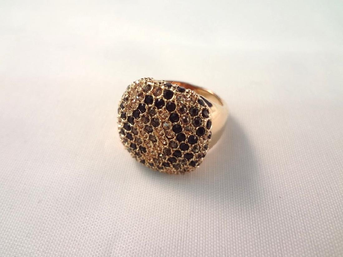 Joan Rivers (5) Cocktail Chunky Rings - 5