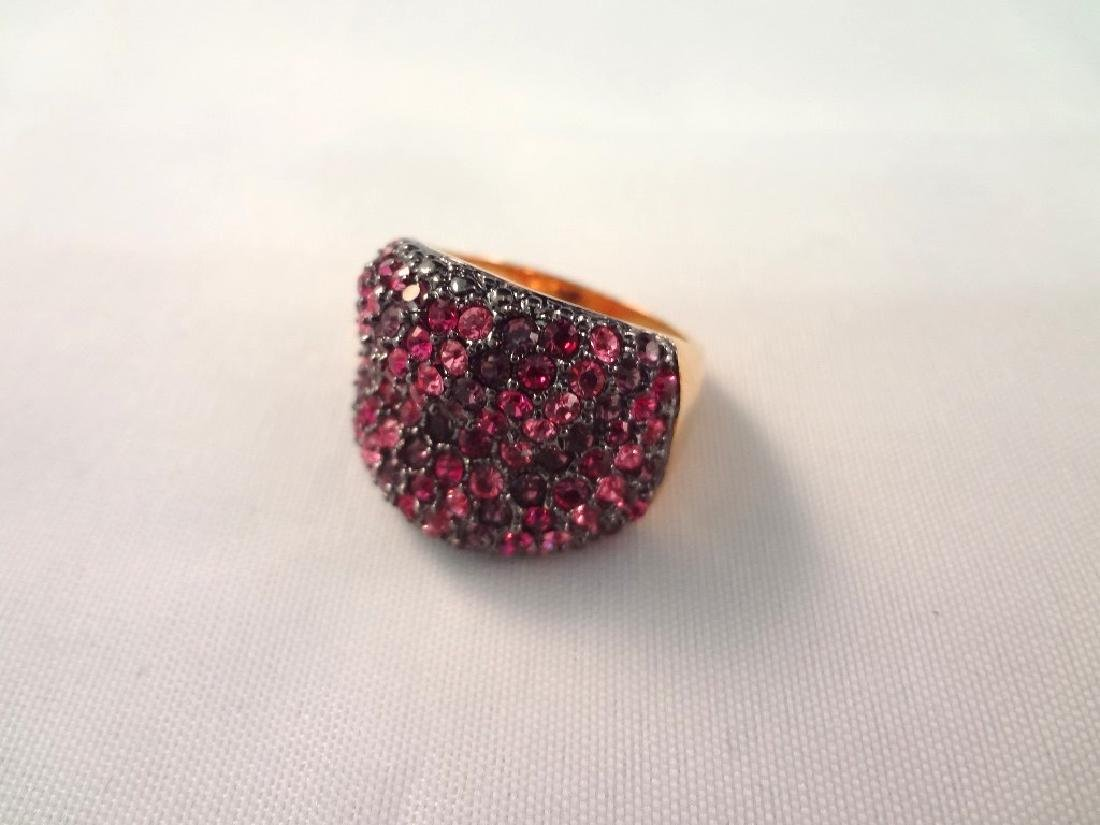 Joan Rivers (5) Cocktail Chunky Rings - 6