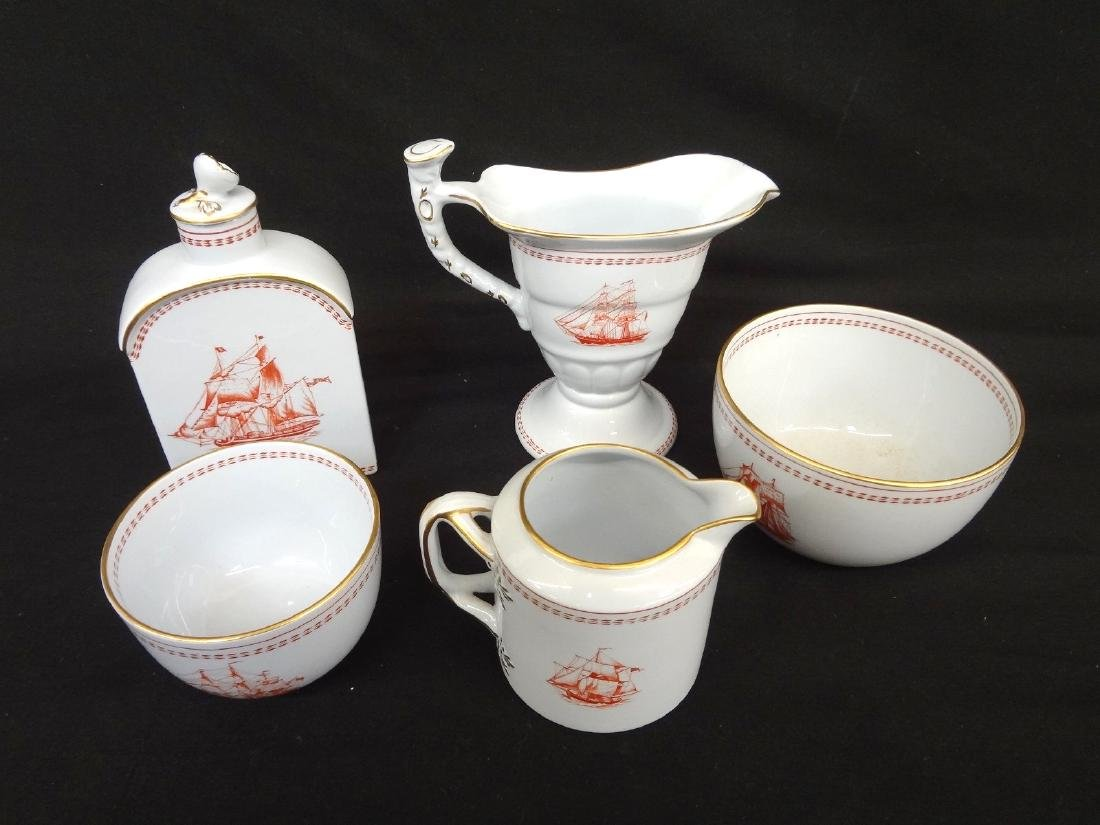"Copeland Spode ""Tradewinds"" China Group"