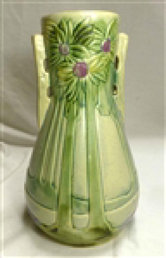 Roseville Vista Pottery Large Vase
