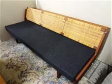 Hans Wegner Mid Century Danish Modern Getama Day Bed