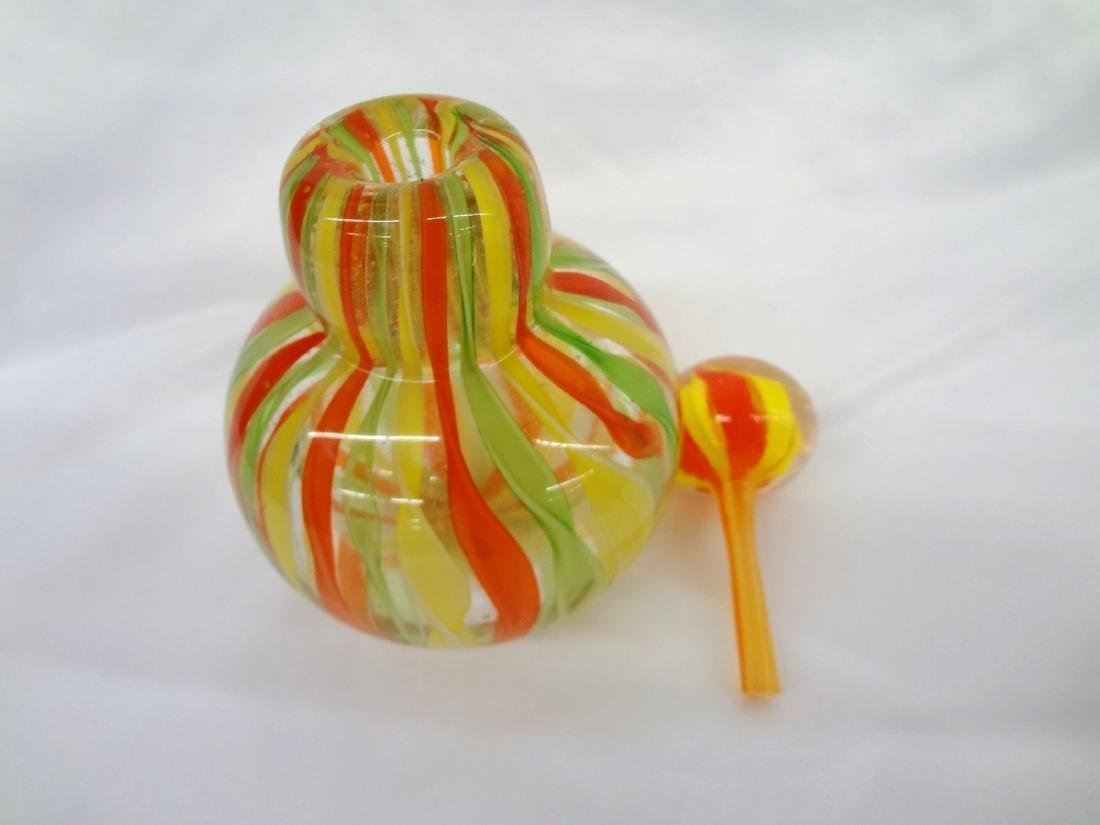 (6) Unsigned Glass Paperweights - 3