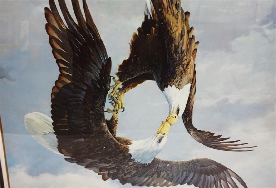 "Mario Fernandez (Cuban 1946-2012) ""Story of the Eagle"" - 2"