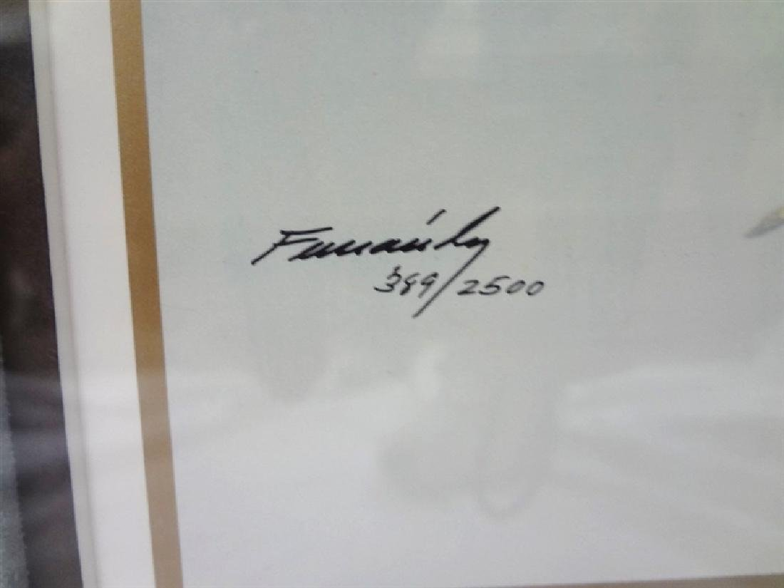 "Mario Fernandez (Cuban 1946-2012) ""Story of the Eagle"" - 3"