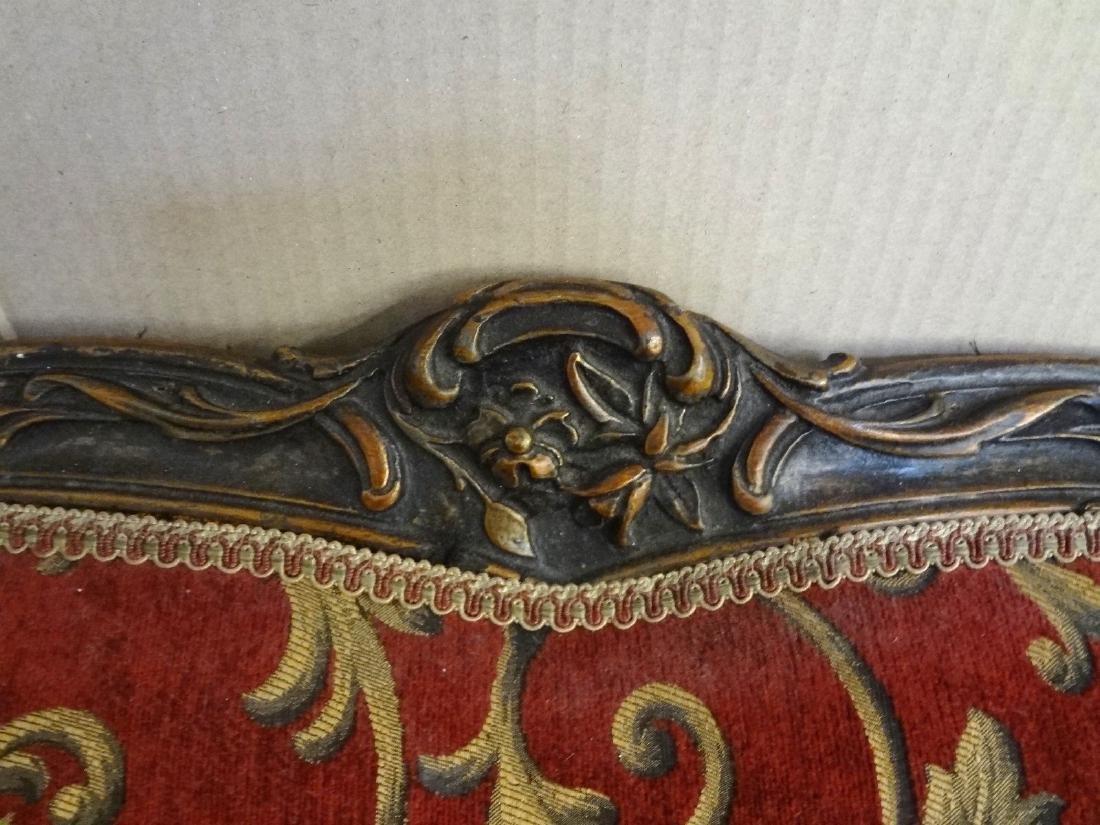 Rococo Revival Three Medallion Sofa - 3