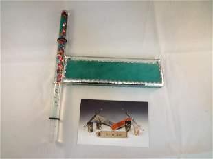 Karuna Glass Doug Sweet Paulette Hall Abstract