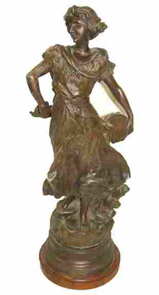 Luca Madrassi Carmen Bronze Sculpture