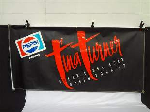 Tina Turner Break Every Rule World Tour Pepsi Vinyl