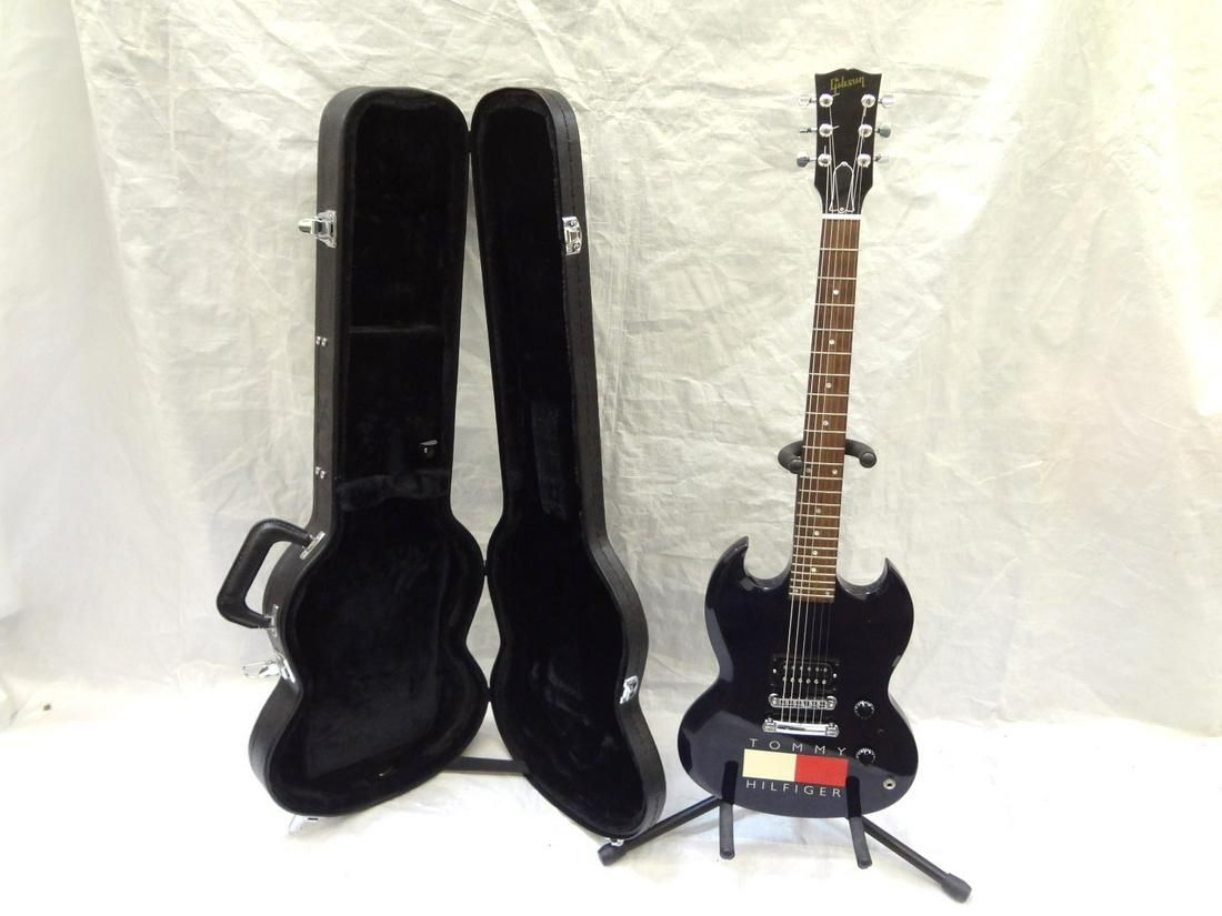 Gibson Electric Guitar Tommy Hilfiger Promotional SG