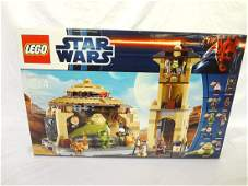 LEGO Collector Set #9516 Star Wars Jabba's Palace New