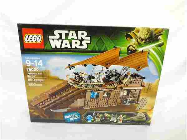 LEGO Collector Set #75020 Star Wars Jabba's Sail Barge