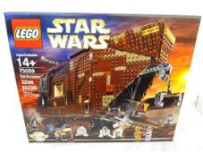 LEGO Collector Set #75059 Star Wars Sandcrawler New and