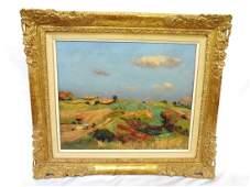 Harry Spence UK 18601928 Oil Painting Rural