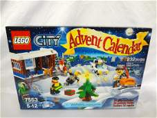 LEGO Collector Set #7553 City Advent Calendar New and