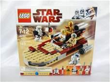 LEGO Collector Set #8092 Star Wars Luke's Landspeeder