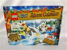 LEGO Collector Set #7724 City Advent Calendar New and