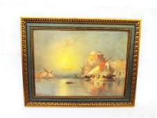 George Washington Nicholson (1832 - 1912) Original Oil