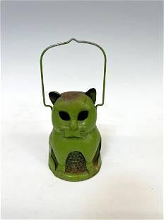 Halloween Cat Lantern With Handle