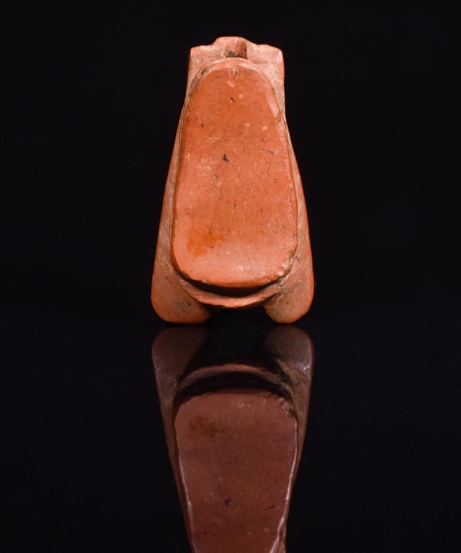 Egyptian Hardstone Fly Amulet - 3