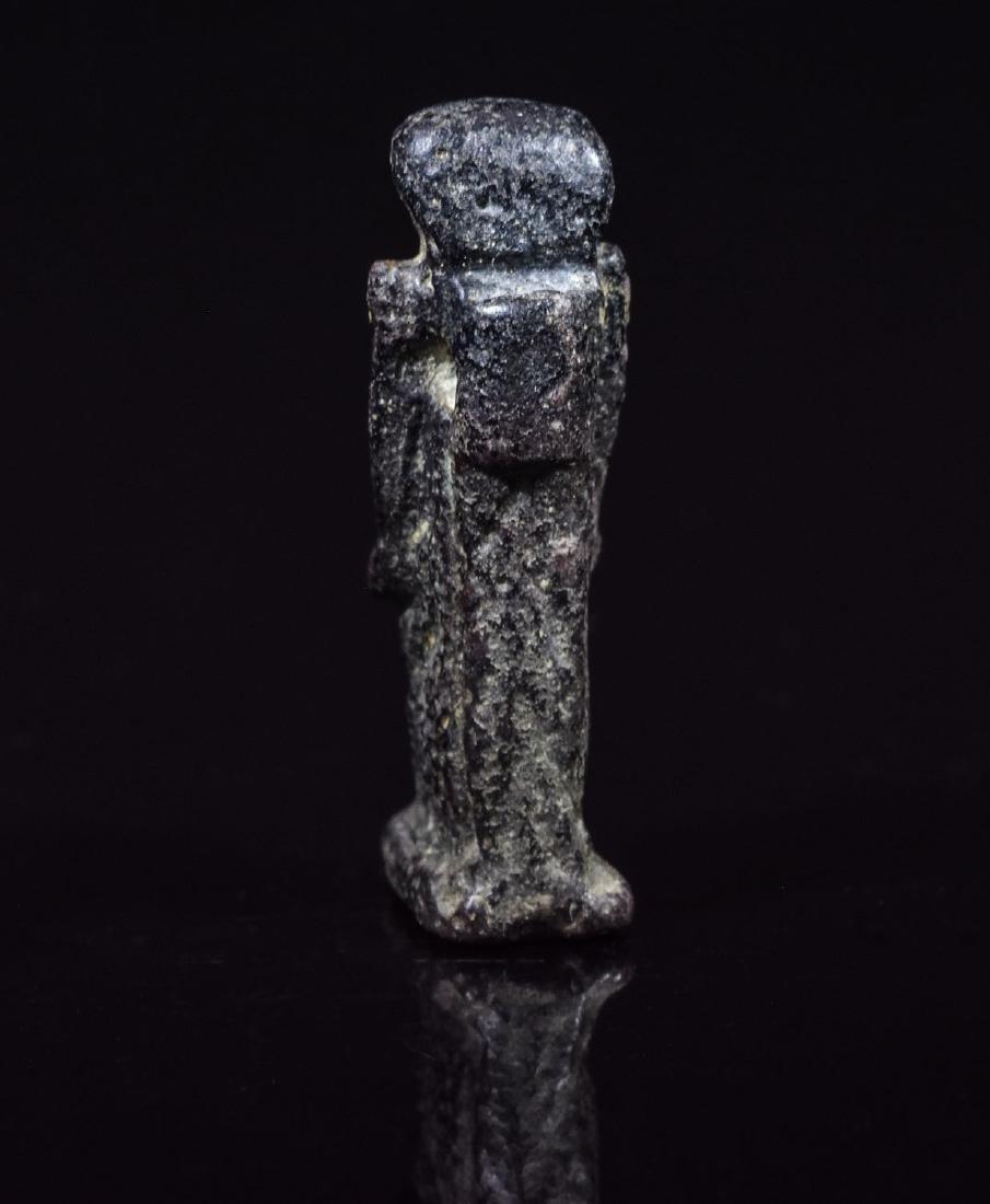 Egyptian Faience Amulet of Tauret - 3