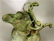 CHINESE ARCHAIC RITUAL VESSEL