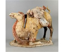 CHINESE TANG DYNASTY BACTRIAN CAMEL - TL TESTED